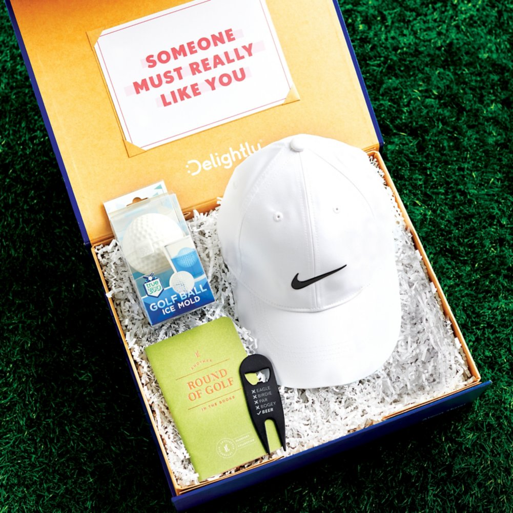 View larger image of Delightly: Fore the Love of Golf Kit