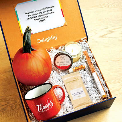 Delightly: Pumpkin Spice & Everything Nice Kit