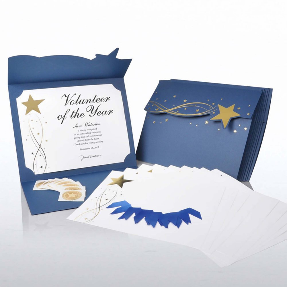 View larger image of Certificate Paper Bundle - Magic Star Bundle