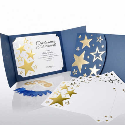 Certificate Paper Bundle - Bright Stars Bundle