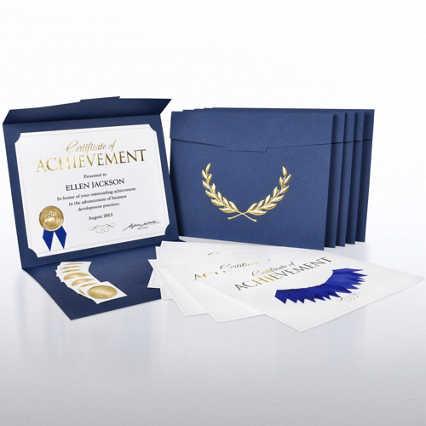 Certificate Paper Bundle - Achievement