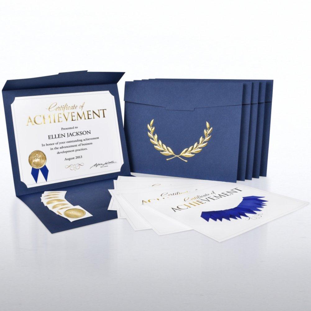 View larger image of Certificate Paper Bundle - Achievement