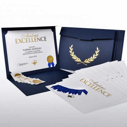 Certificate Paper Bundle - Academic Excellence