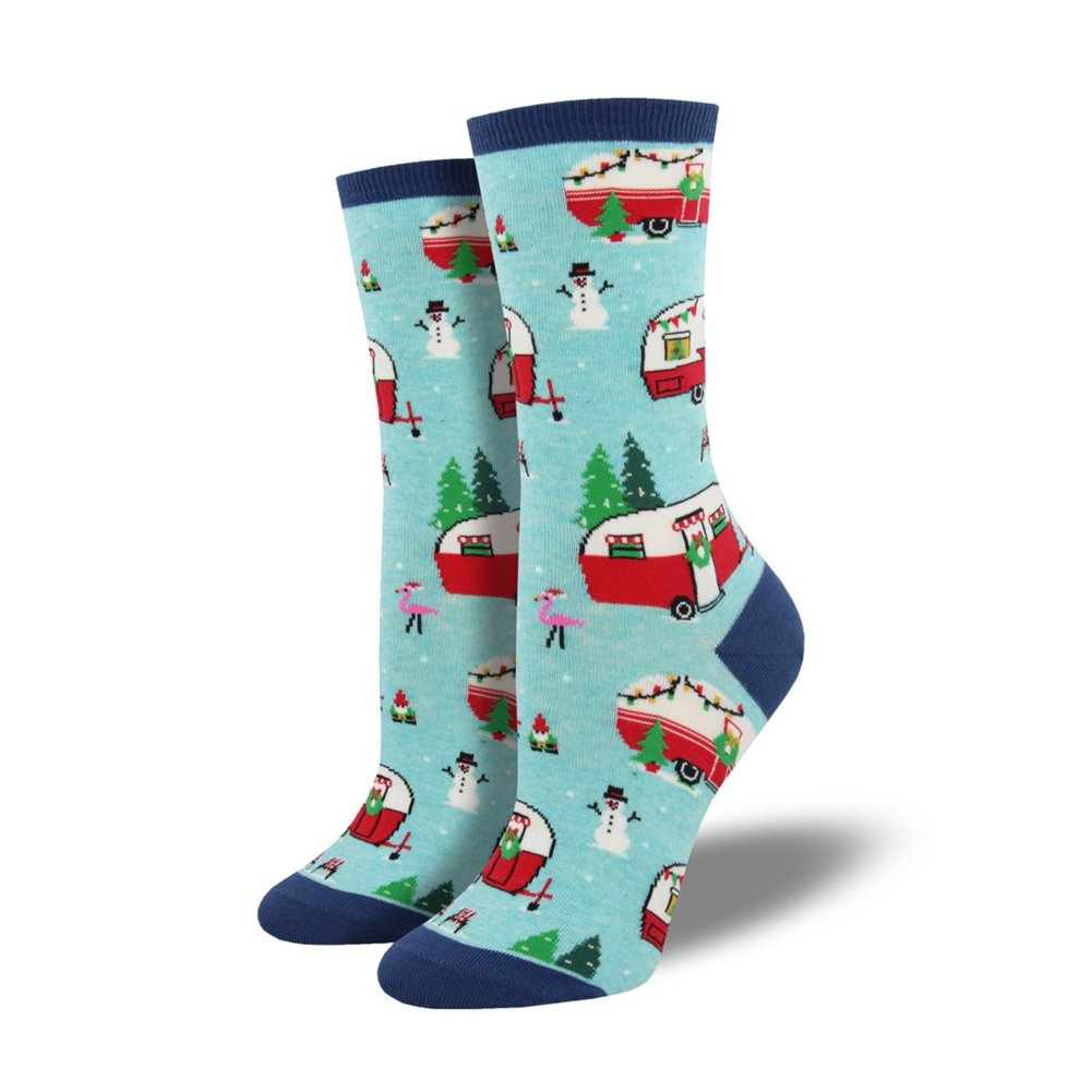 View larger image of Festive Feet Holiday Socks