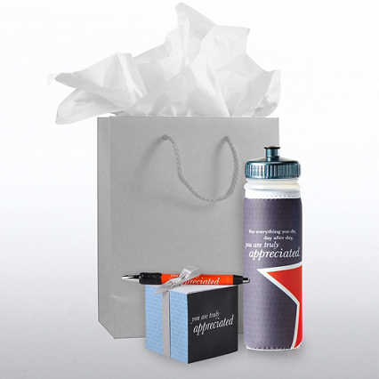 Office Gift Set - You are Truly Appreciated
