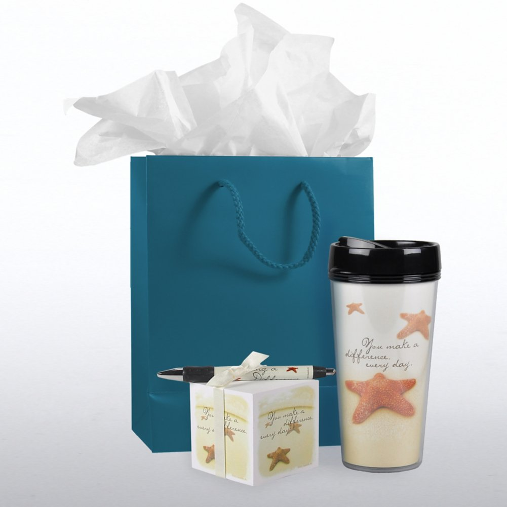 View larger image of Office Gift Set - Starfish: Making a Difference