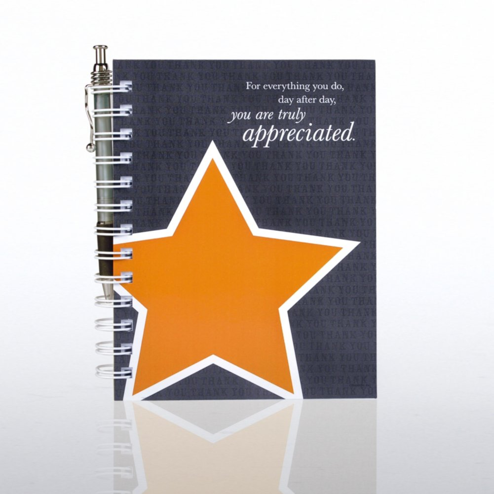 View larger image of Journal & Pen Gift Set - You are Truly Appreciated