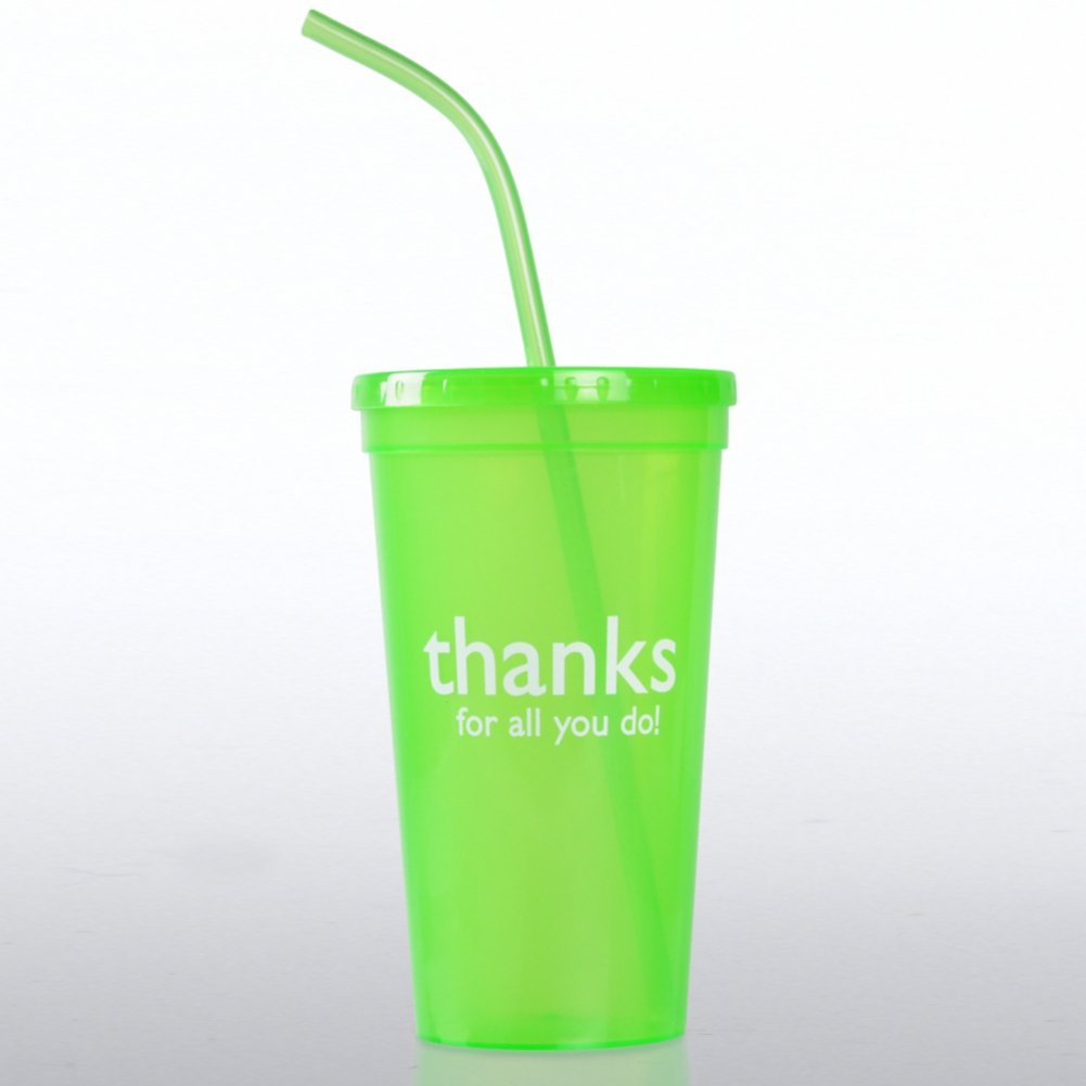 View larger image of Value Tumbler - Thanks for All You Do!