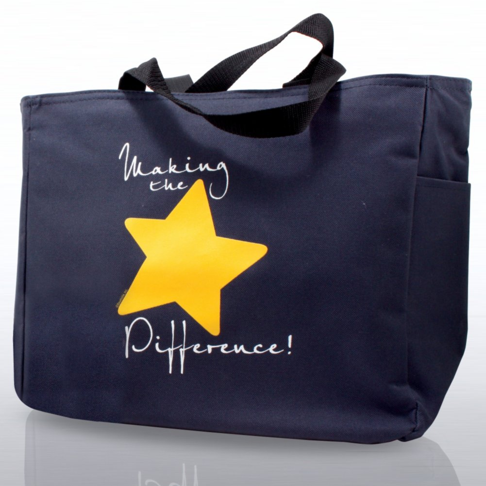 View larger image of Tote Bag - Making the Difference