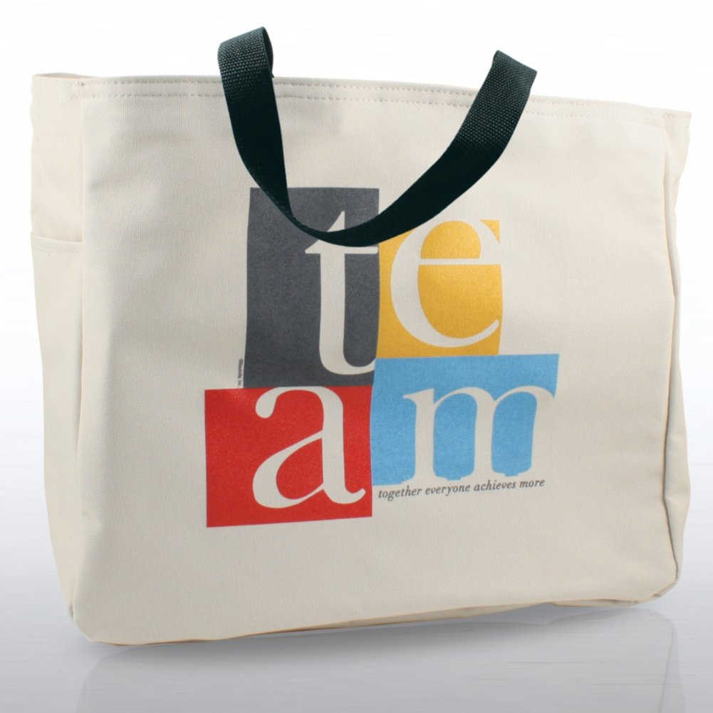 View larger image of Tote Bag - TEAM