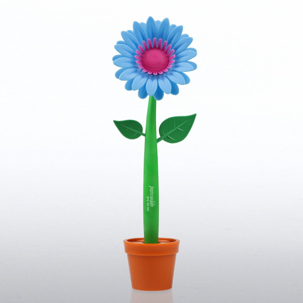View larger image of Flower-in-a-Pot Pen - You Are Truly Appreciated