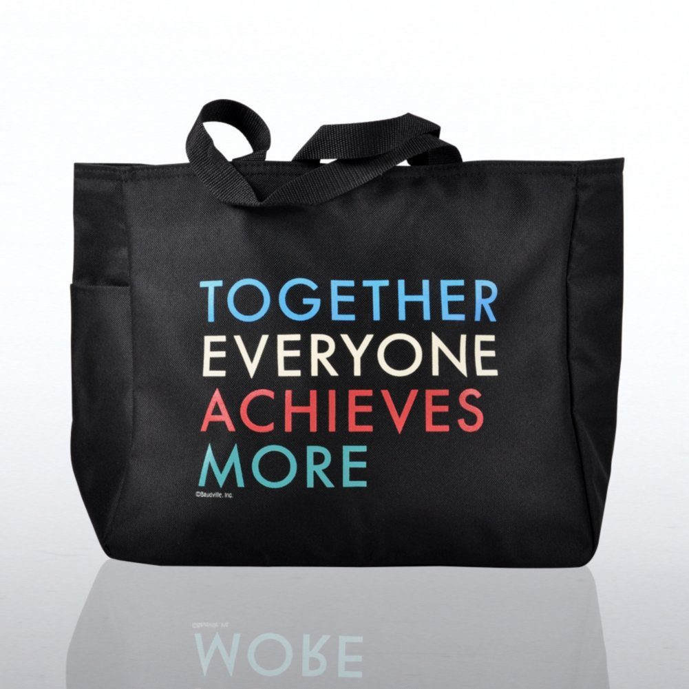 View larger image of Tote Bag - Together Everyone Achieves More