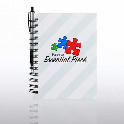 Journal & Pen Gift Set - Contemporary Essential Piece