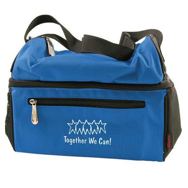 View larger image of Insulated Cooler Bag - Together We Can