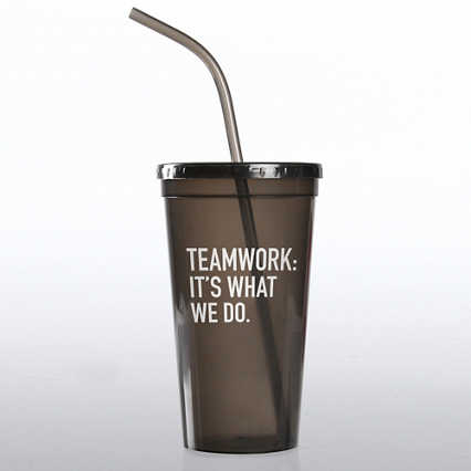 Value Tumbler - Teamwork: It's What We Do