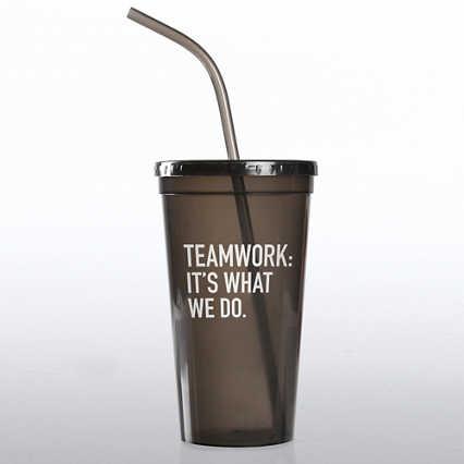 Value Tumbler - Teamwork: It's What We Do