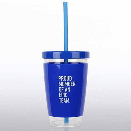 Fresh Sips Value Tumbler - Proud Member of An Epic Team