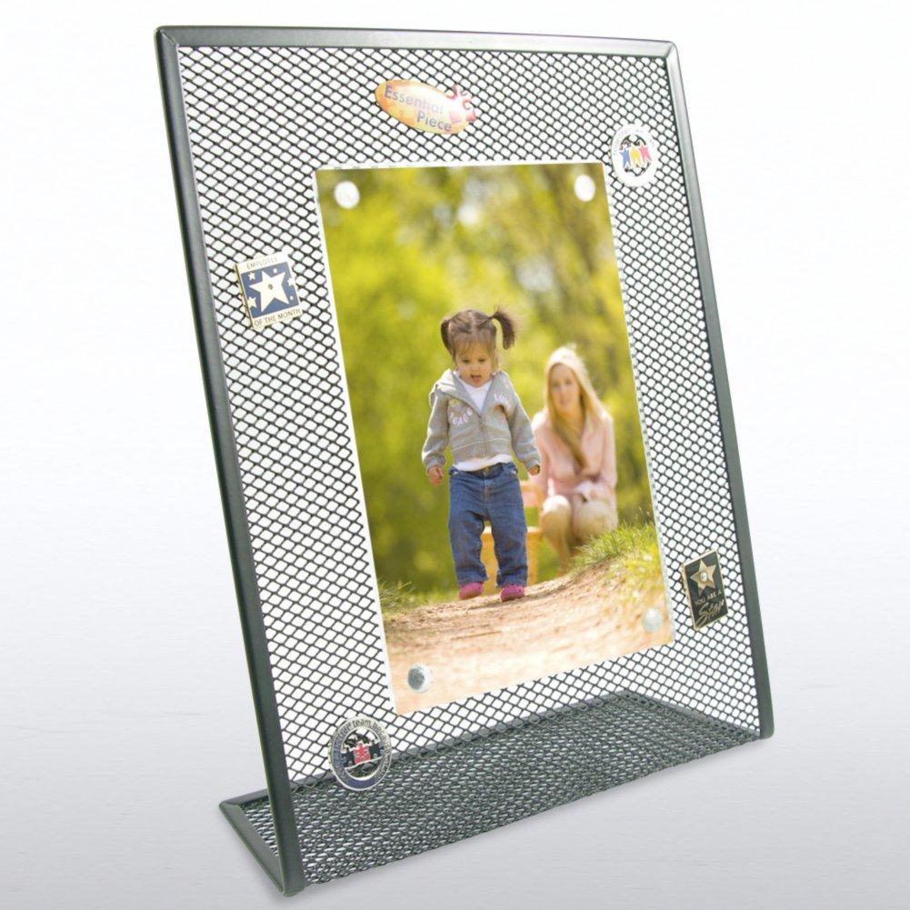 View larger image of Mesh Desktop Frame - Black