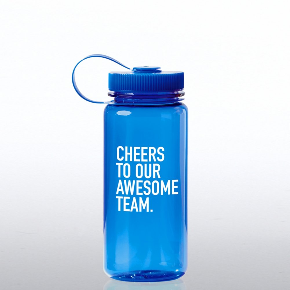 View larger image of Value Wide Mouth Wellness Bottle - Awesome Team
