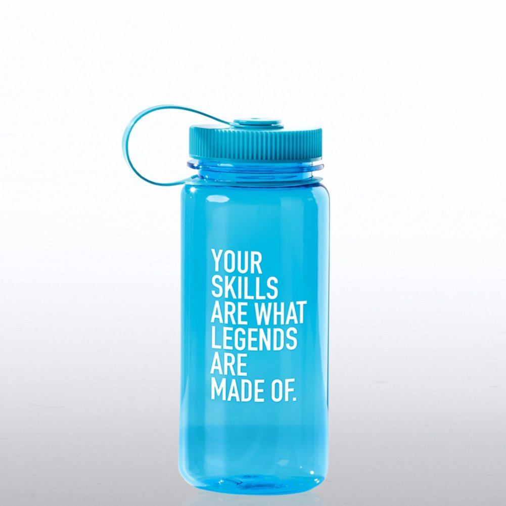 View larger image of Value Wide Mouth Wellness Bottle - Legends