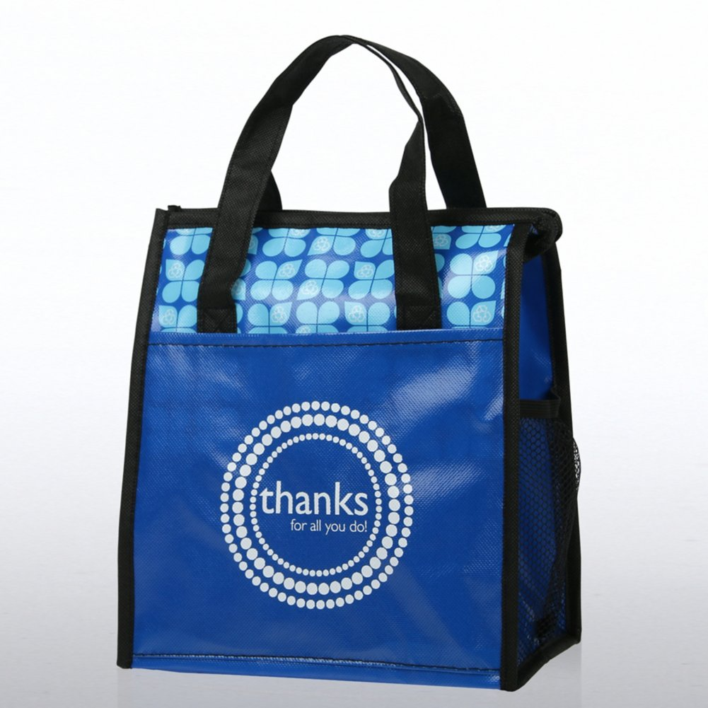 View larger image of Value Cooler Tote - Thanks For All You Do!
