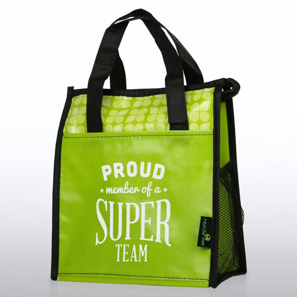 View larger image of Value Cooler Tote - Proud Member of a Super Team