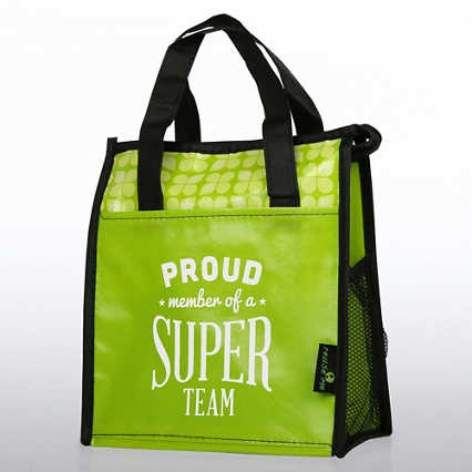 Value Cooler Tote - Proud Member of a Super Team