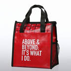 View larger image of Value Cooler Tote - Above and Beyond: It's What I Do.