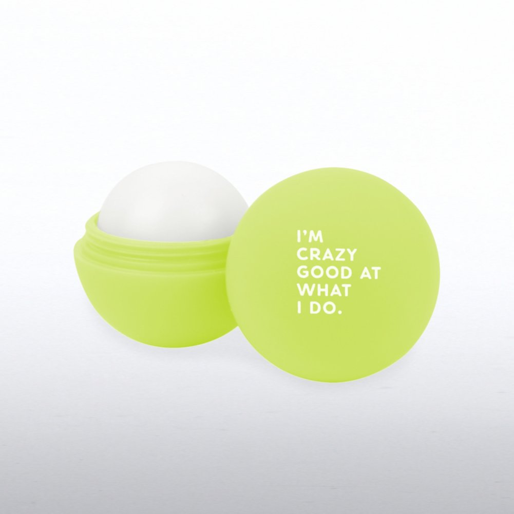 View larger image of Cheerful Lip Balm - I'm Crazy Good At What I Do.