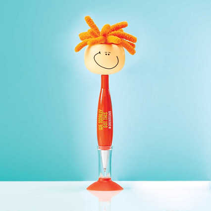 Goofy Guy Mop Topper Pen - We Totally Got This
