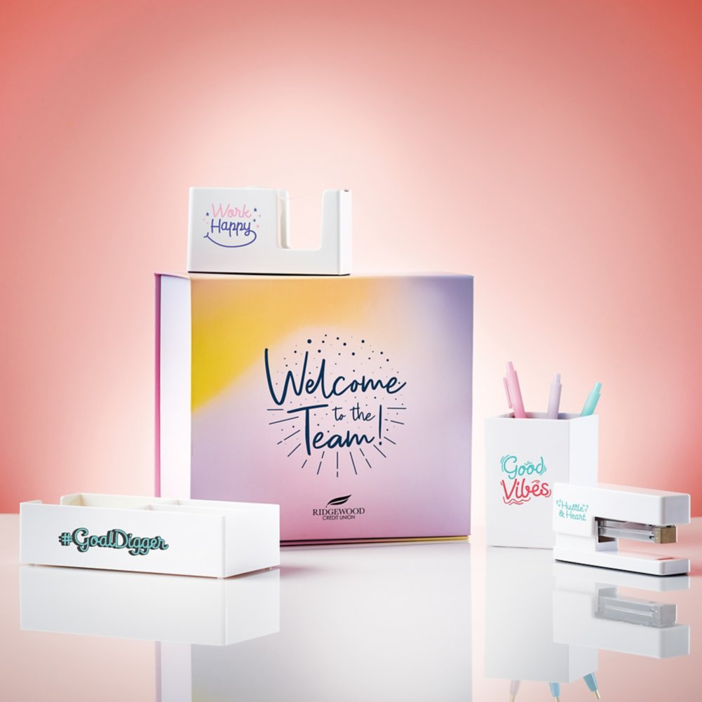 View larger image of Ultimate Welcome Desk Gift Set