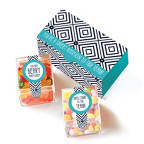 View larger image of Sweet Welcome Candy Cubes - Sweet Addition