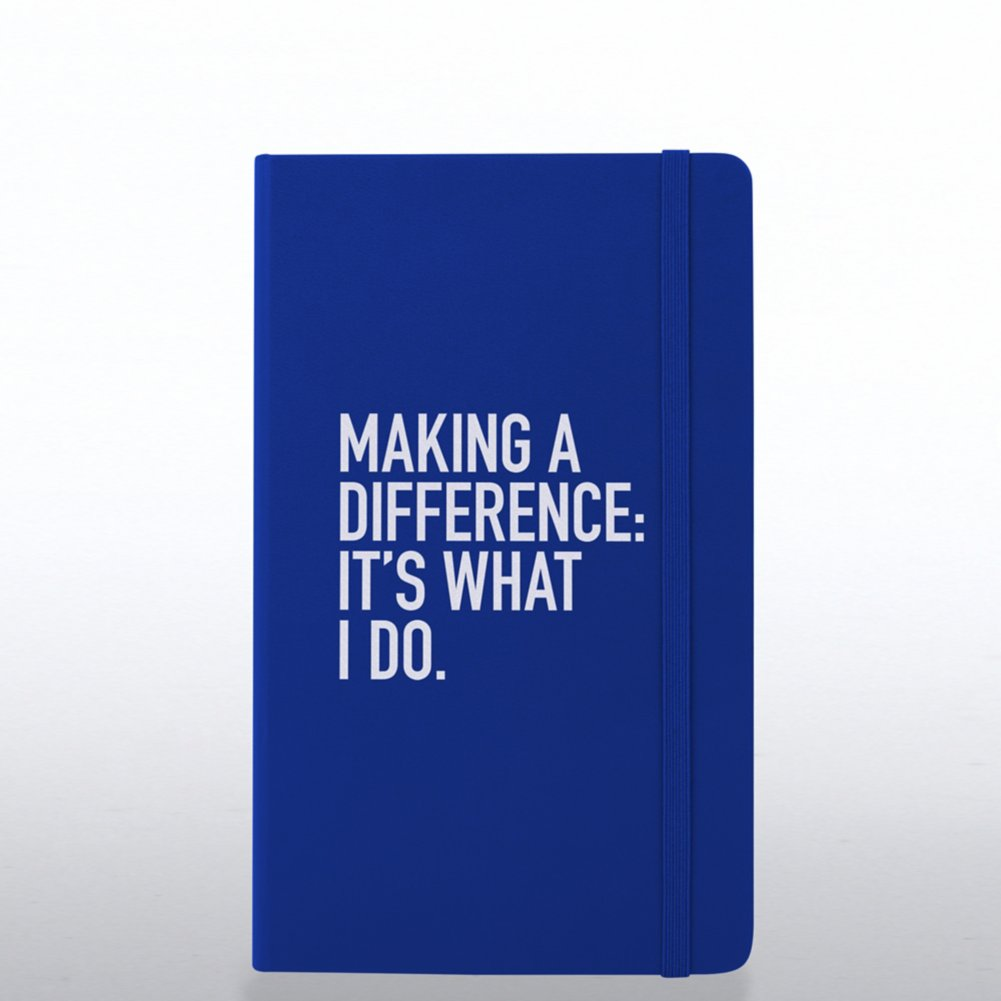 View larger image of Poppin Journal - Making A Difference: It's What I Do