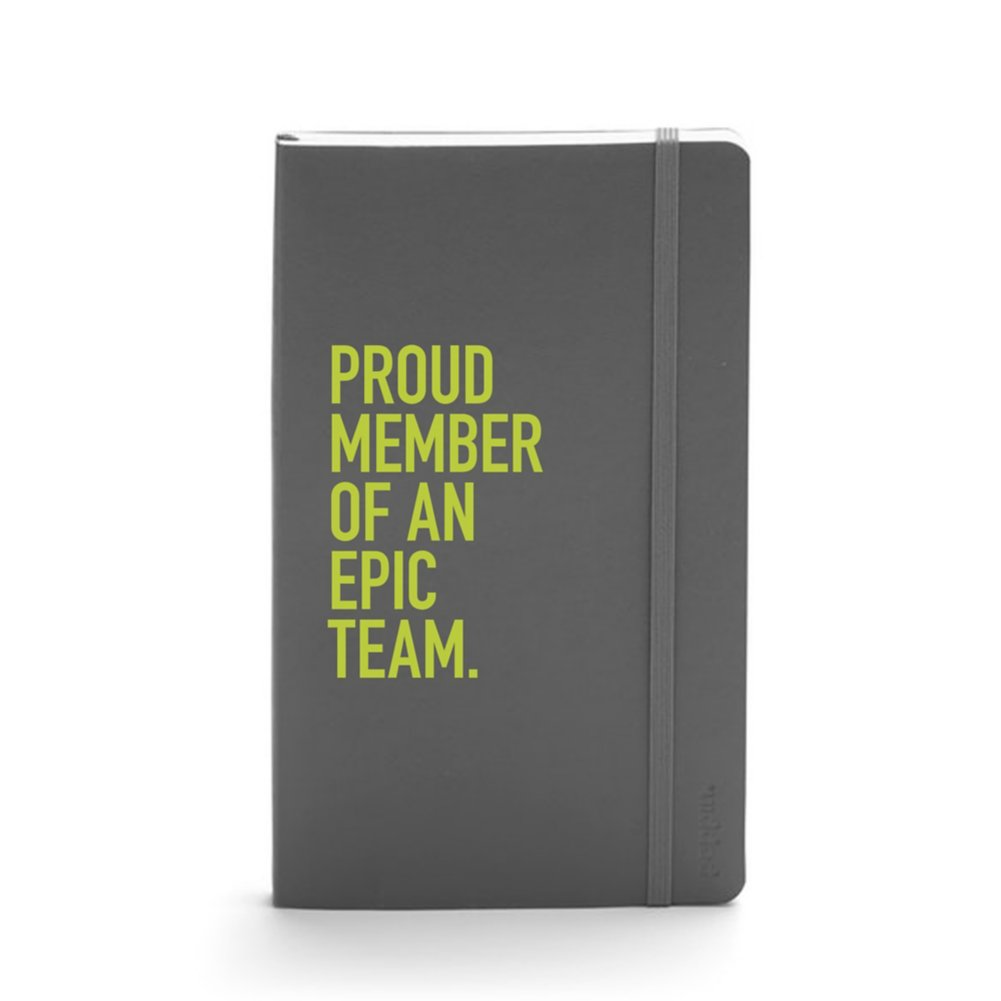Poppin Journal - Proud Member of An Epic Team