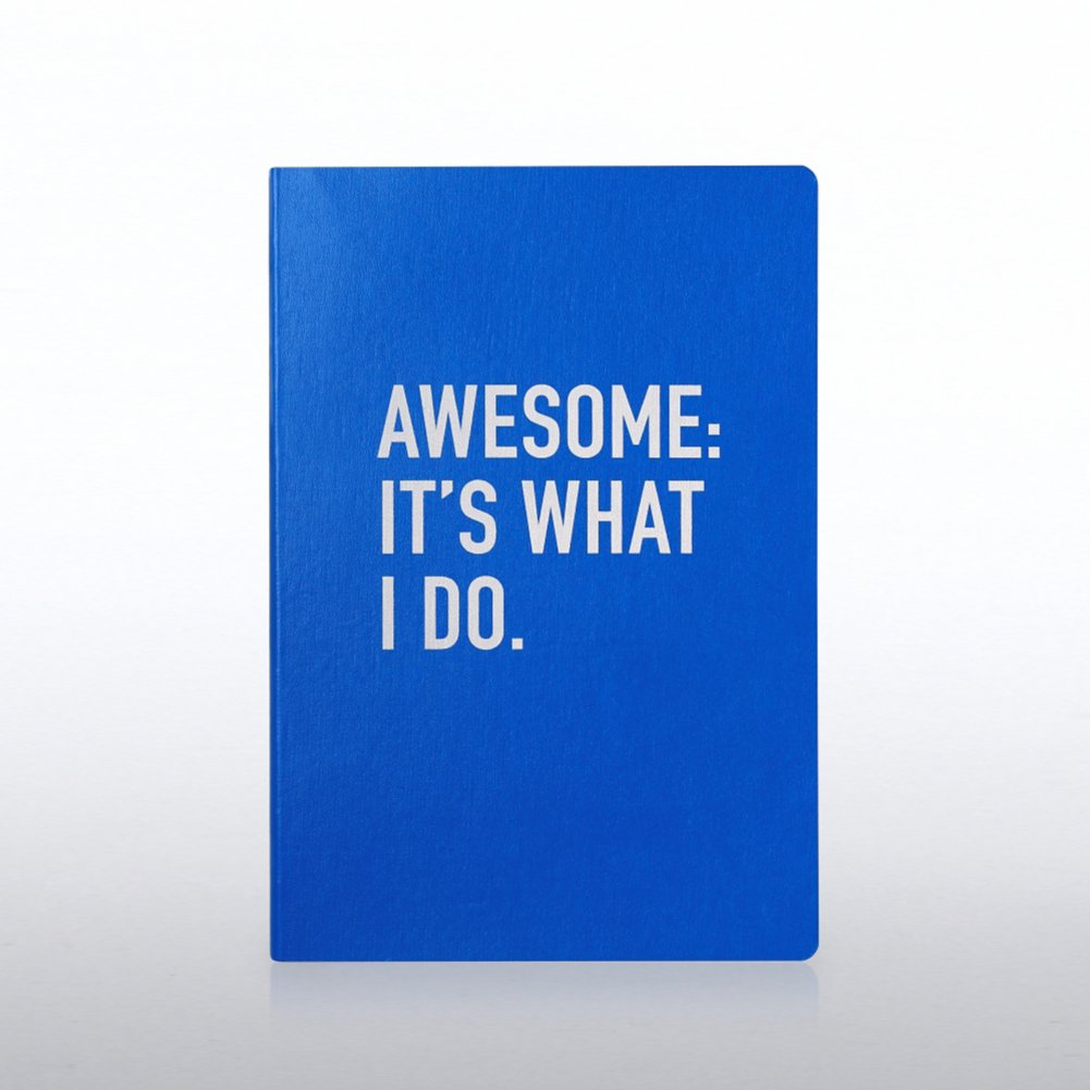 View larger image of Neon Journal - Awesome: It's What I Do
