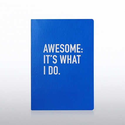 Neon Journal - Awesome: It's What I Do