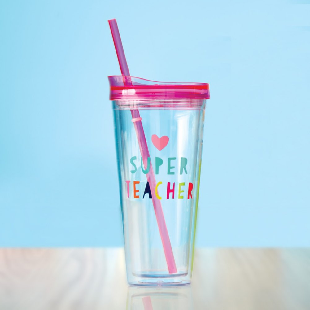 View larger image of Super Teacher Tumbler