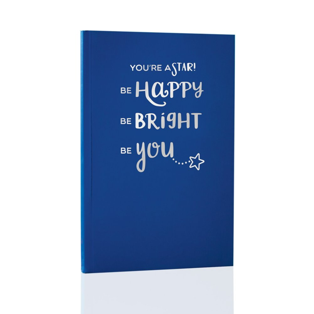 Write On! Foil-Stamped Journal - You're a Star!
