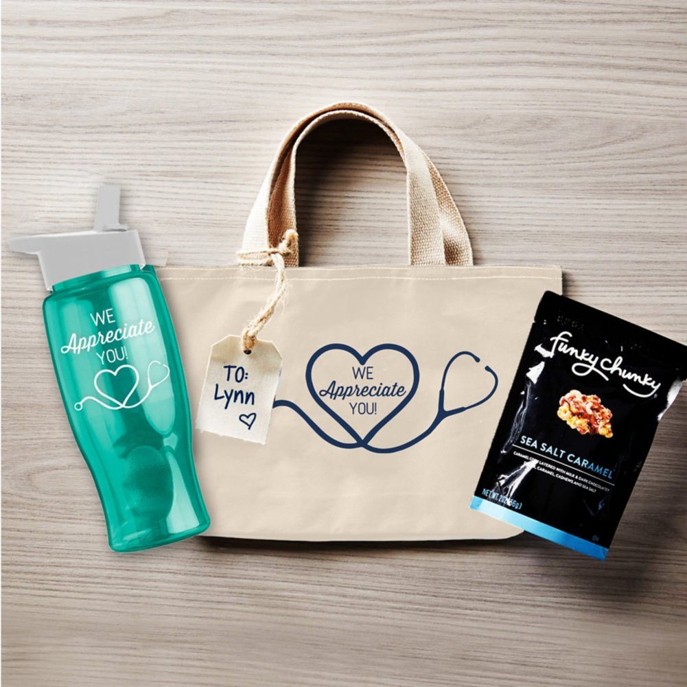 View larger image of Totes Delish Gift Set - We Appreciate You Stethoscope