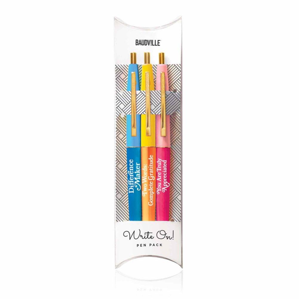 Motivational Pen Packs - Difference Maker