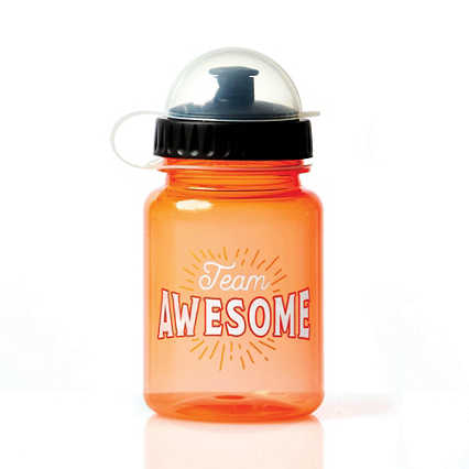 Junior On-the-Run Water Bottle - Awesome