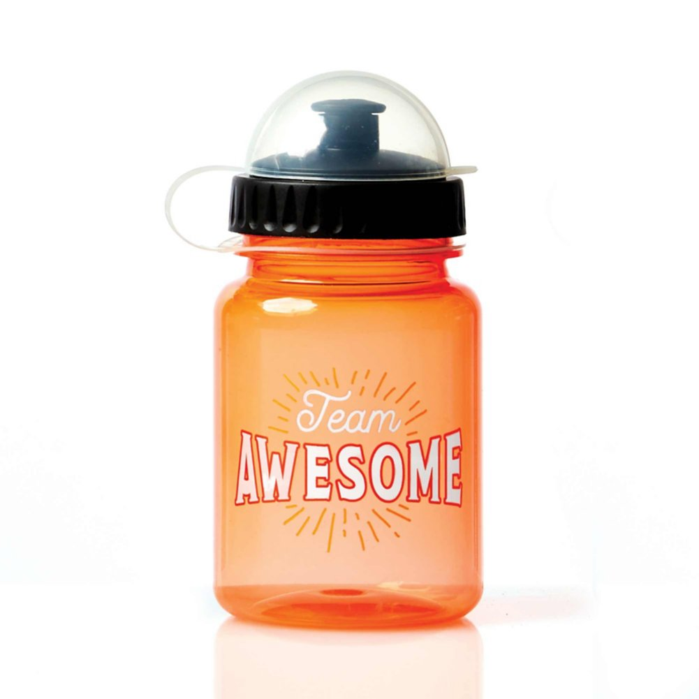View larger image of Junior On-the-Run Water Bottle - Awesome