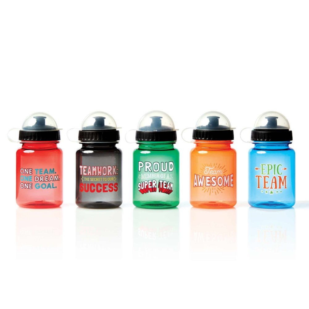 View larger image of Junior On-the-Run Water Bottle 5 pack
