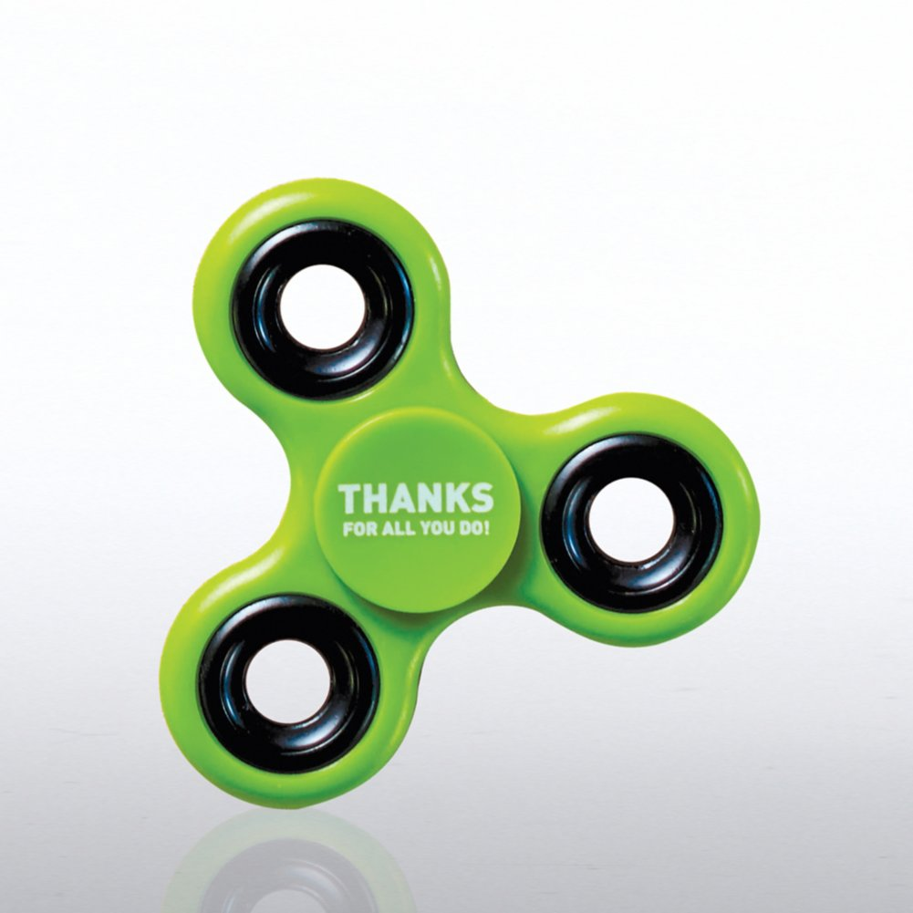 View larger image of Fidget Spinner - Thanks For All You Do