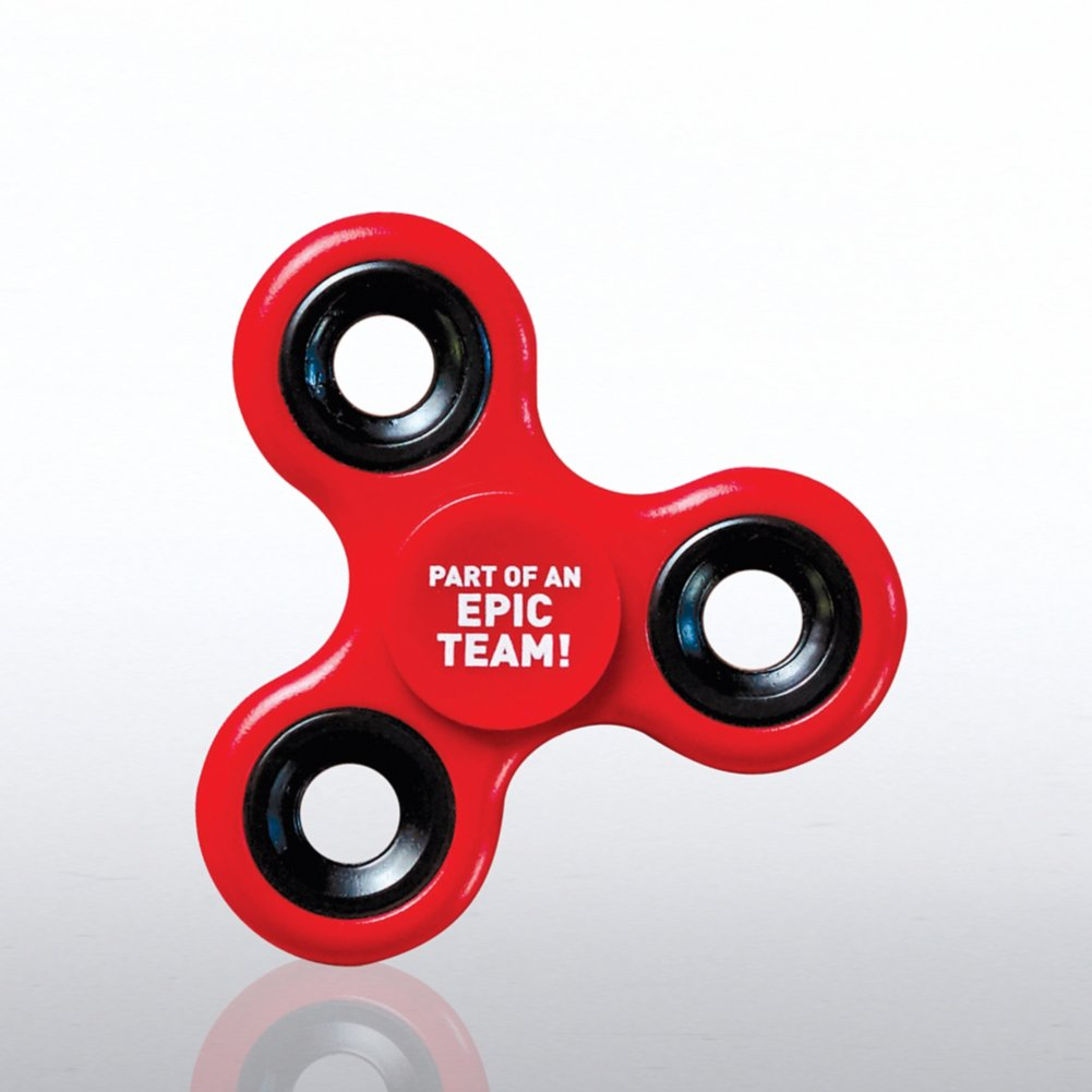 View larger image of Fidget Spinner - Part Of An Epic Team