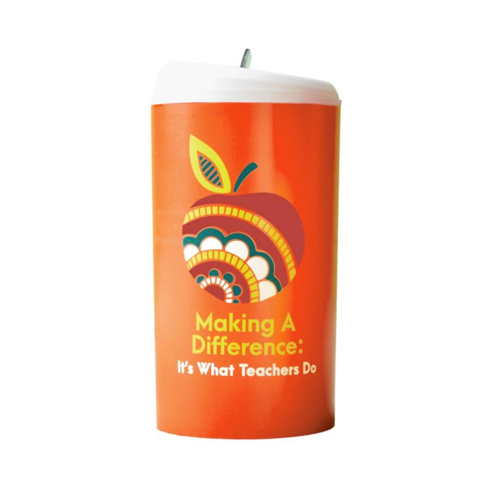 Pop-Top Water Bottle - MAD: It's What Teachers Do