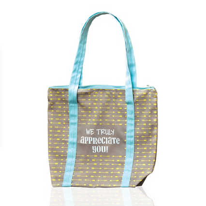 Fantabulous Tote Bag - We Truly Appreciate You!