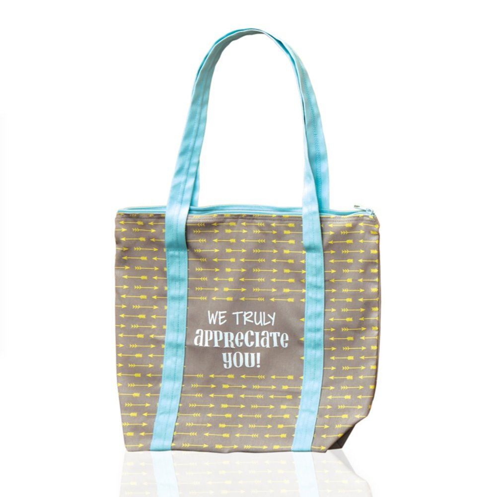 View larger image of Fantabulous Tote Bag - We Truly Appreciate You!