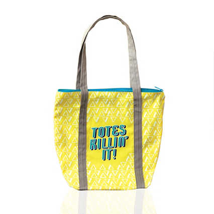 Fantabulous Tote Bag - Totes Killin' It!