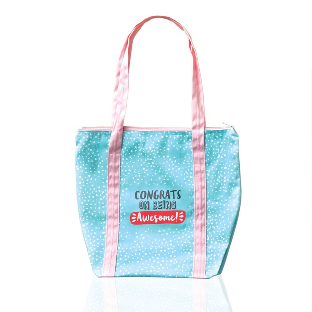 View larger image of Fantabulous Tote Bag - Congrats on Being Awesome!